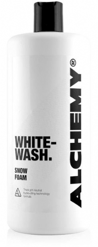 Alchemy White Wash Snow Foam